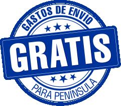 Gastos de envío gratis a Península